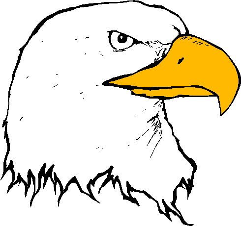 490x461 Eagle Clip Art Free Free Clipart Images