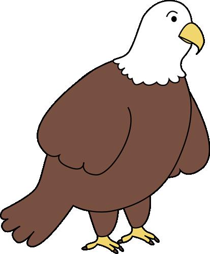 413x500 Eagle Clip Art Logo Mascot Free Clipart Images
