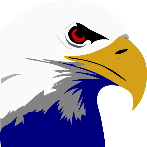 600x600 Bald Eagle Clip Art