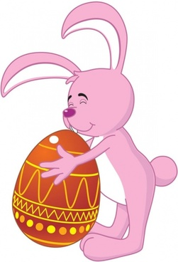 251x368 Easter Bunny Clipart Free Vector Download (3,592 Free Vector)