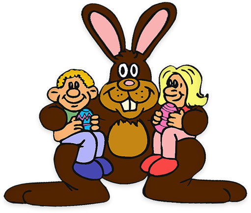 511x433 Free Easter Clipart