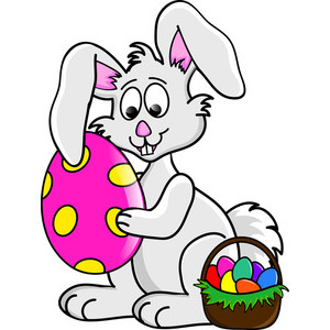 300x300 Free Easter Bunny Pictures Happy Easter 2017