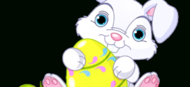 272x125 Easter Bunny Clipart Free Easter Bunny With Eggs Clip Art 2 Image