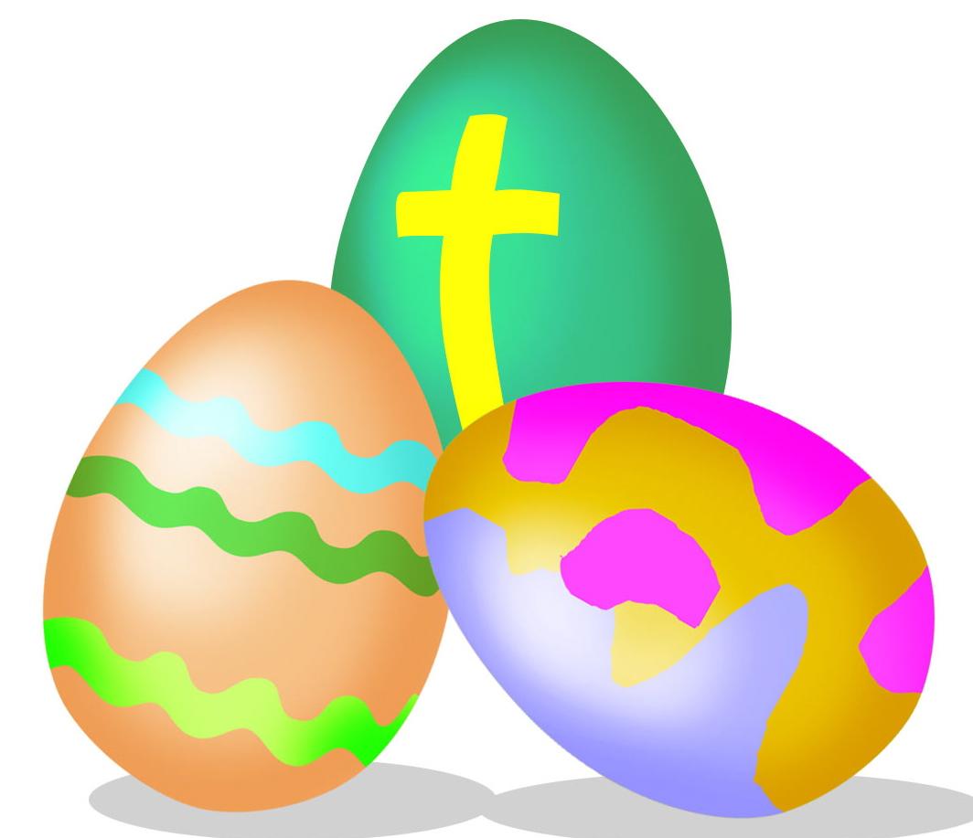 1064x917 Easter Sunday Clip Art