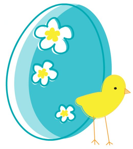 520x582 Free Easter Clip Art Easter, Clip Art And Clip Art Free