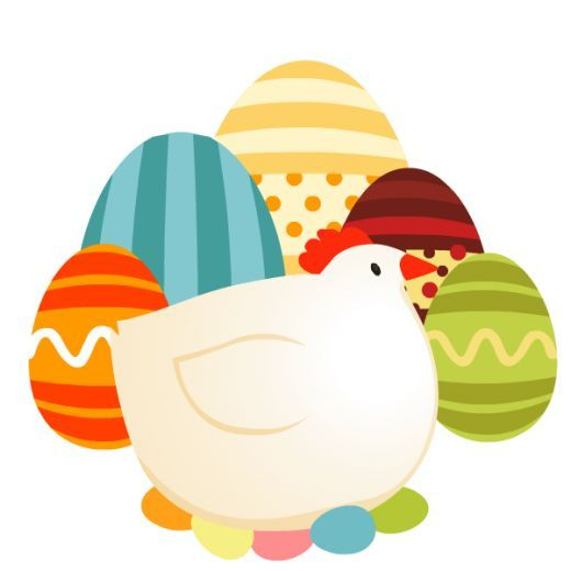 520x520 The Best Easter Clip Art Free Ideas Easter