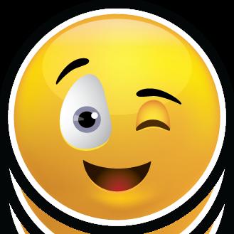 329x329 Smileys Clipart Emoji