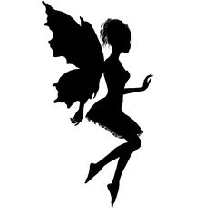 image regarding Free Printable Fairy Silhouette identified as Absolutely free Fairy Images Totally free down load ideal Cost-free Fairy Photographs