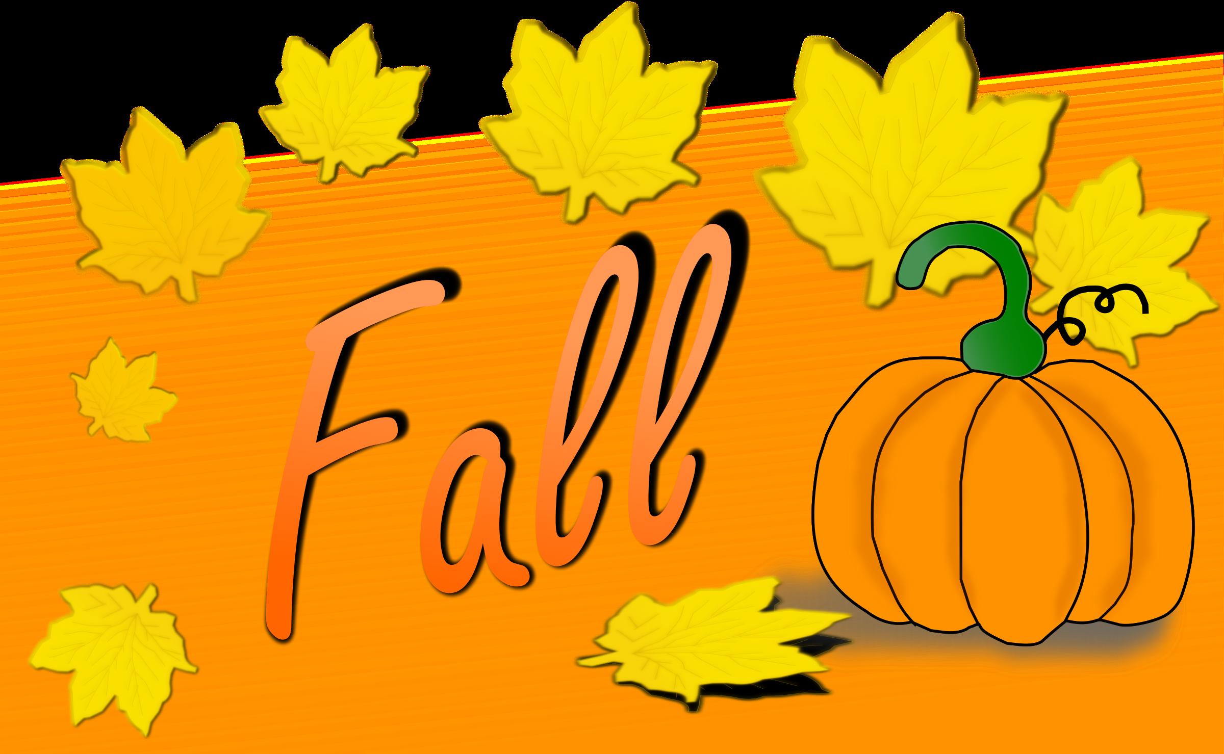 2400x1479 Fall Clipart Fall Time