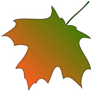 300x300 Free Fall Autumn Clip Art 7