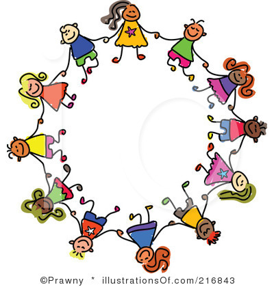 400x420 Friends Together Clipart