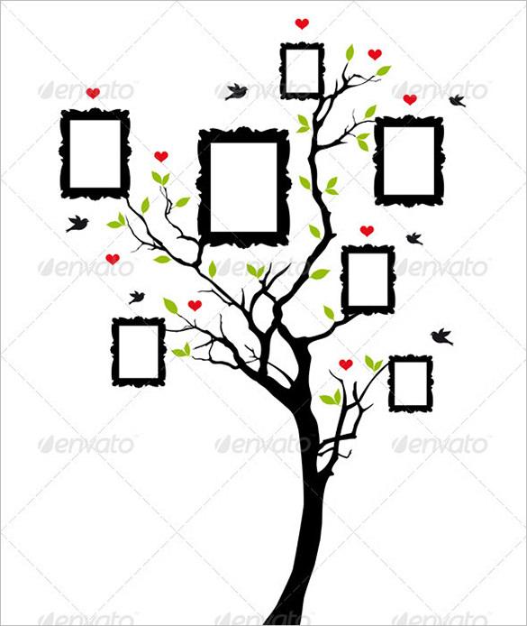 Free Family Tree Clipart