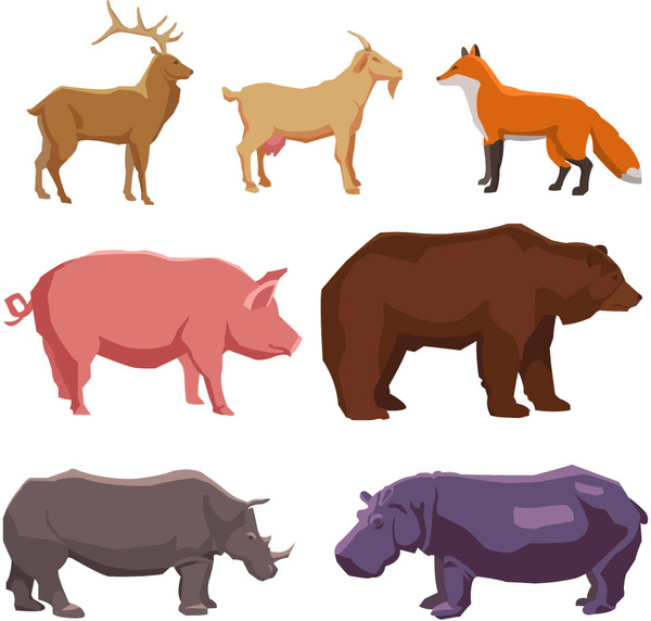 600x572 Farm Animal Clip Art Free Vector Download (213,945 Free Vector