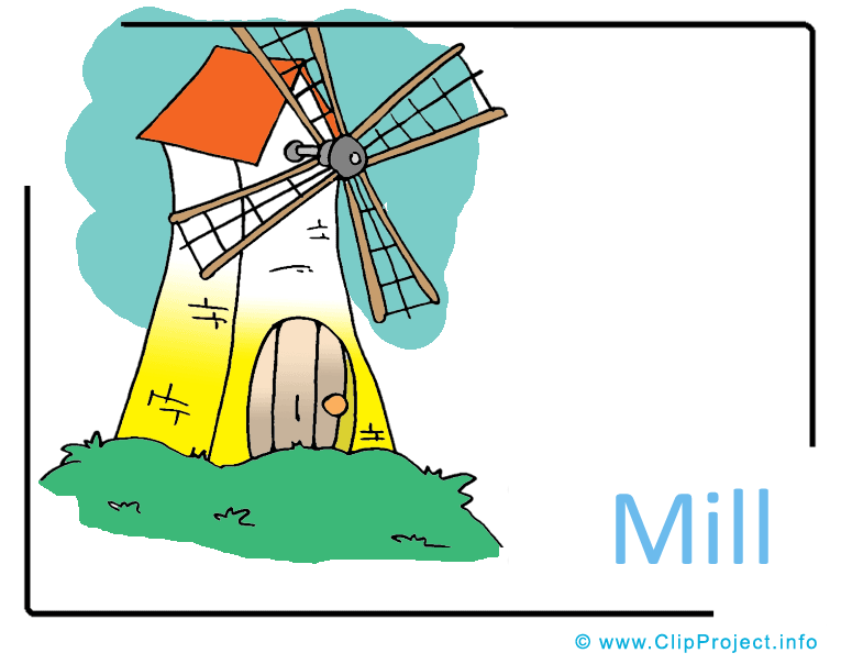 765x604 Mill Clipart Image Free