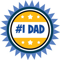195x195 Free Fathers Day Clipart
