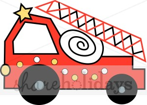 300x215 Fire Truck Toy Clipart Party Clipart Amp Backgrounds