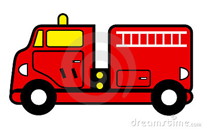 400x255 Fire Engine Clipart