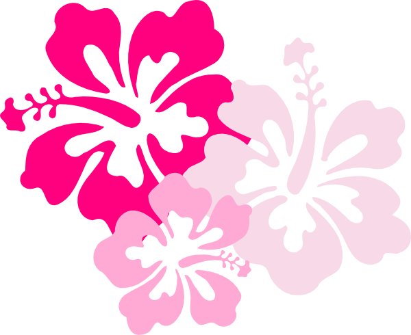 600x490 Floral Clipart Hawaiian Flower