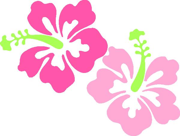 600x455 Hibiscus Flower Clipart Border