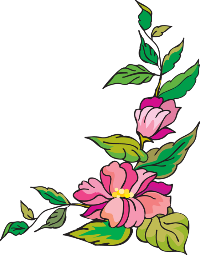 639x814 Web Design Clip Art And Flower Images