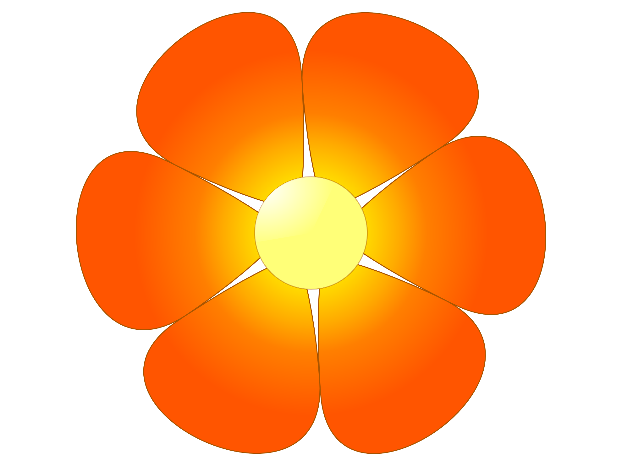 1979x1484 Flower Clip Art With Transparent Background Free