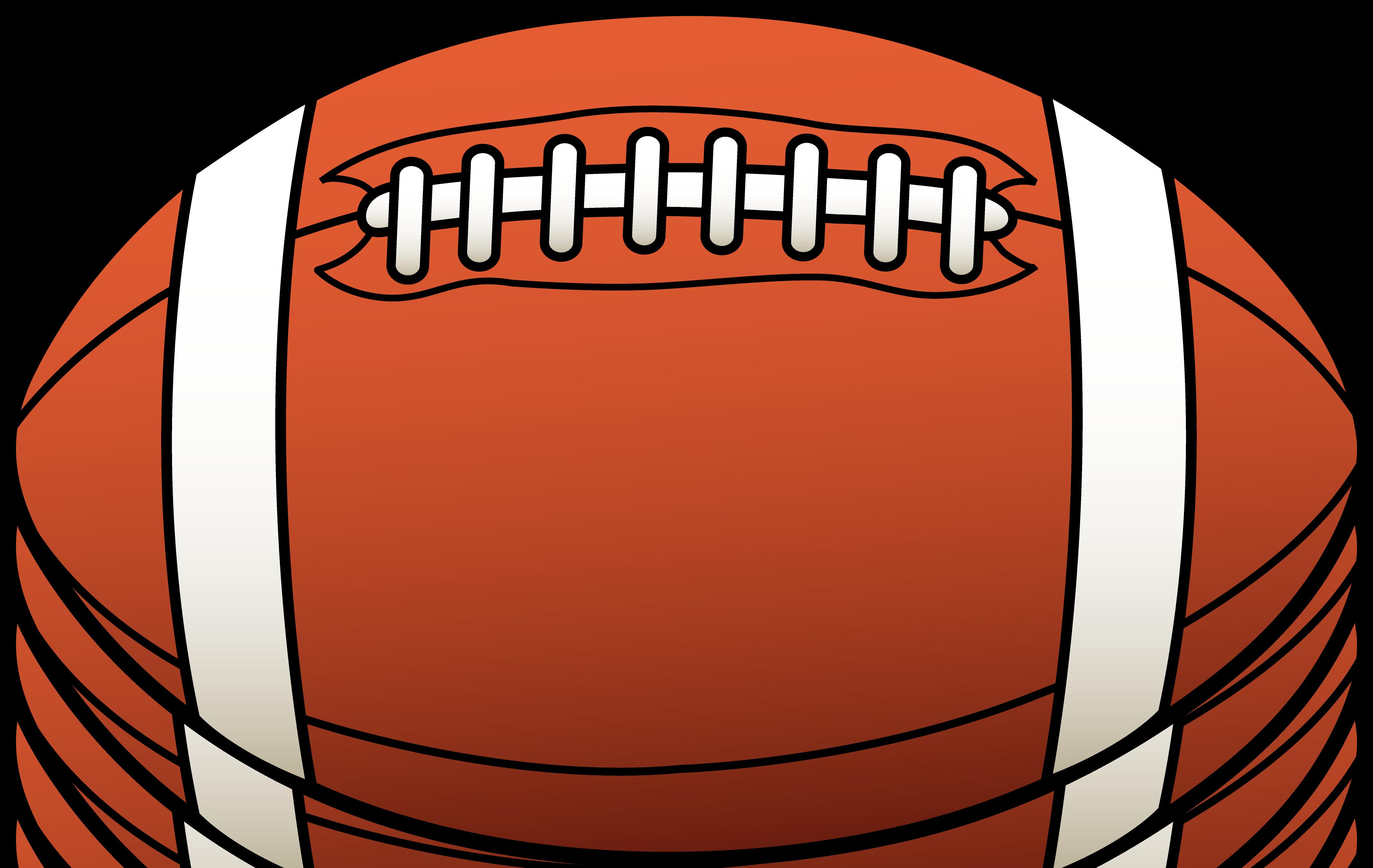 Free Footbal Clipart