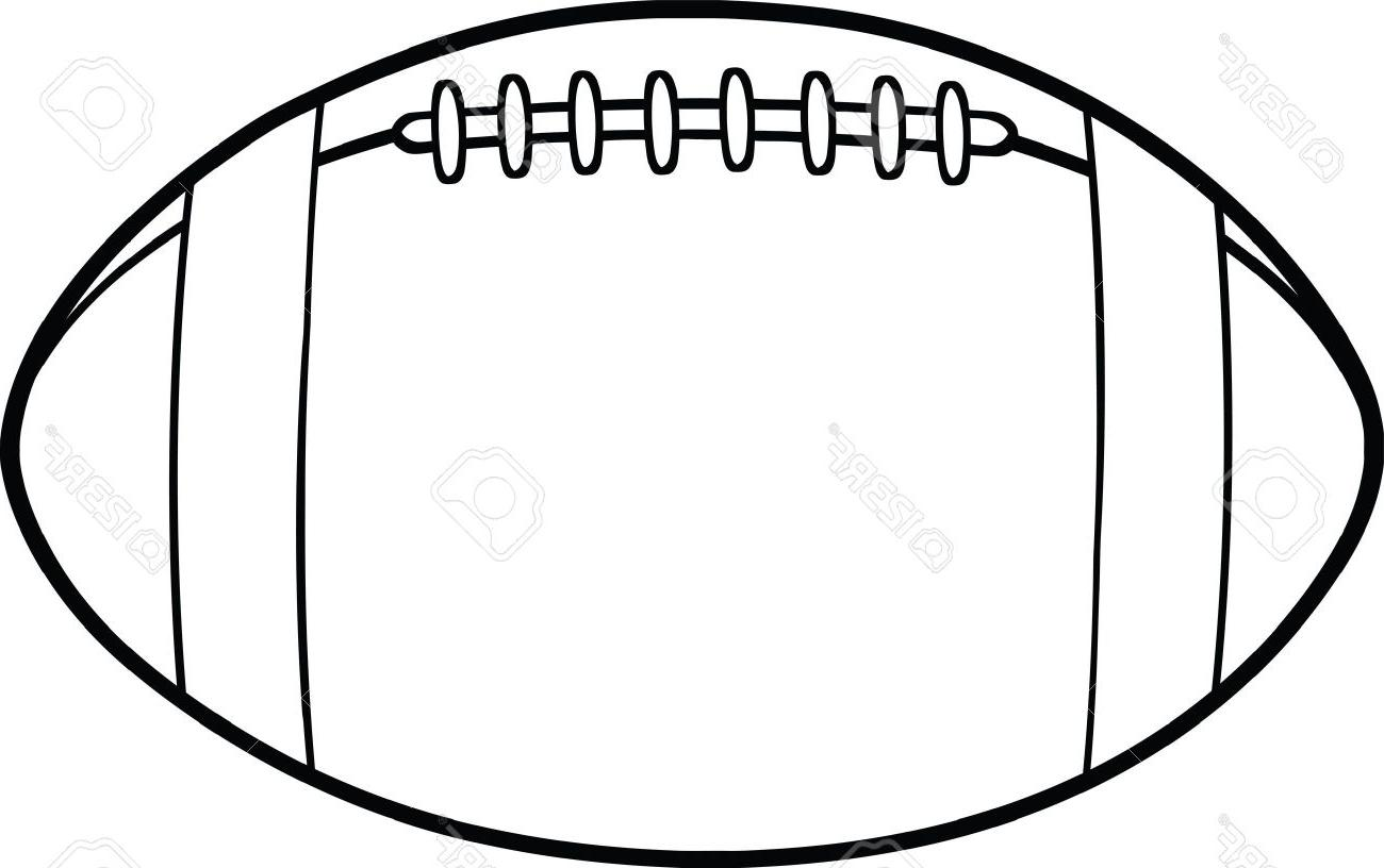 1300x816 Best Hd Black And White Football Vector File Free Free Vector