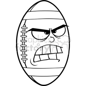 300x300 Royalty Free 6562 Royalty Free Clip Art Black And White Angry
