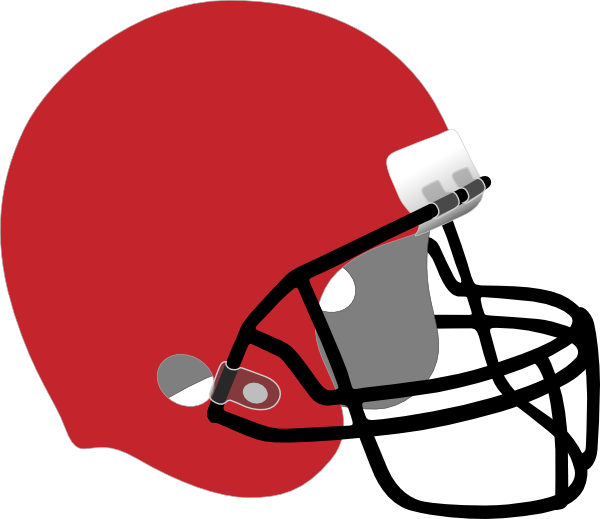 600x519 Football Helmet Front Free Clipart Images Image