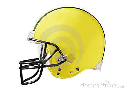 400x286 Yellow Clipart Football Helmet