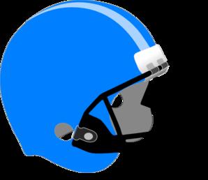 298x258 Bluelight Blue Helmet Clip Art