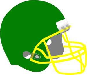 300x260 Free Football Helmet Clipart Pictures 8