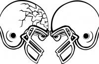 200x130 Pretentious Idea Football Helmet Clip Art Free Images Helmets