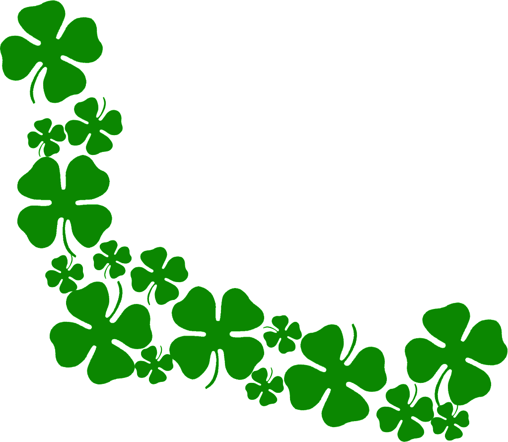 Free Four Leaf Clover Clipart Free Download Best Free Four Leaf