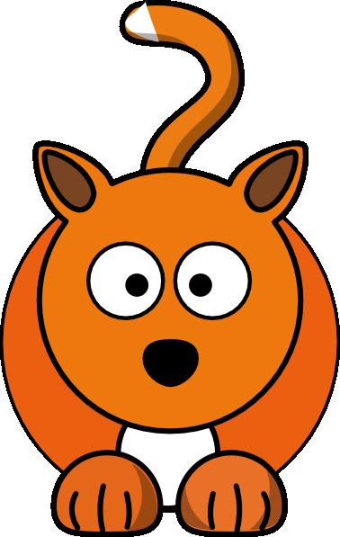 378x597 Cute Fox Clipart