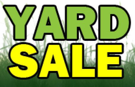 457x294 Church Yard Sale Clipart