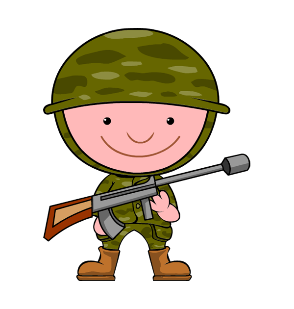 600x630 Soldier Clipart Many Interesting Cliparts