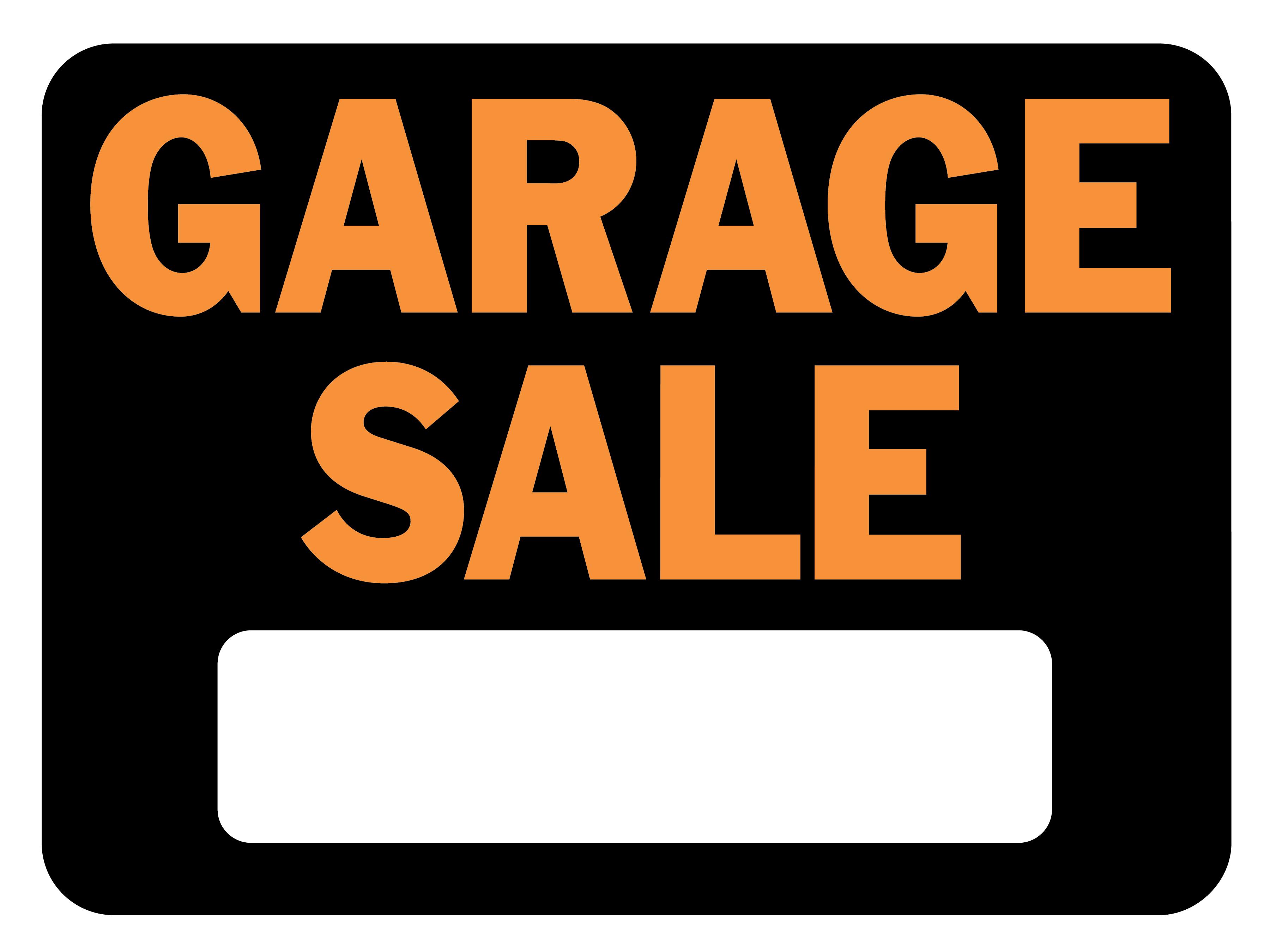 3600x2700 Free Printable Yard Sale Signs