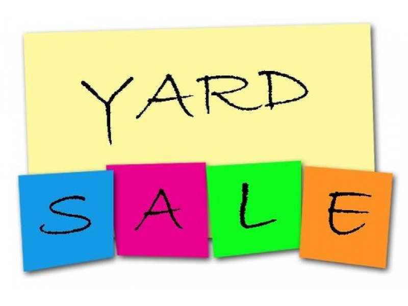 800x600 Multi Family Yard Sale This Saturday, May 9th! North Andover, Ma