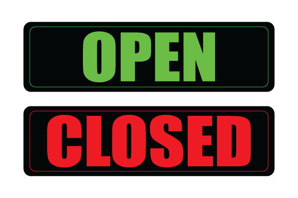 600x400 Printable Open And Close Sign In Adobe Pdf Free Download Open