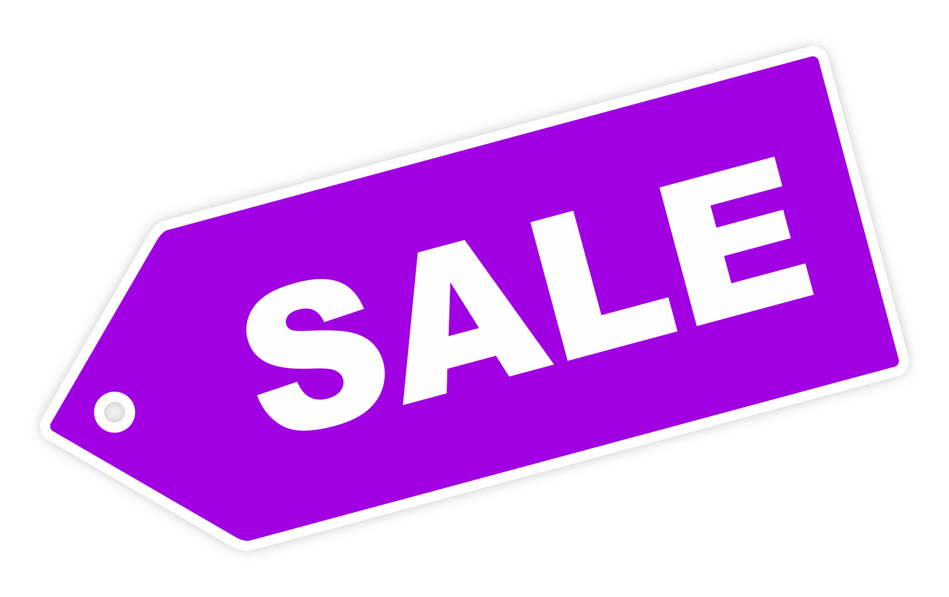1920x1209 Purple Sale Label Free Stock Photo