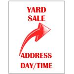 150x150 Download Free Garage Sale Sign Templates For Publisher And Word