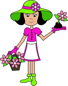 235x300 Free Gardening Clipart Image 0515 1005 1601 3234 Computer Clipart