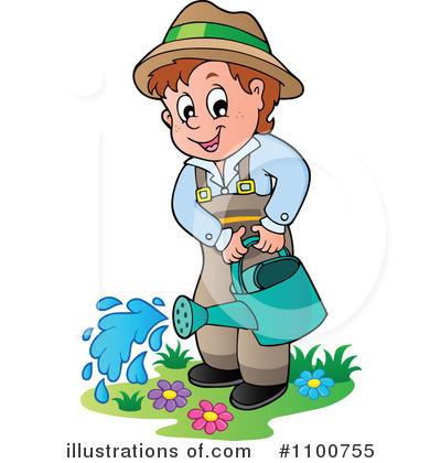 400x420 Gardening Clipart