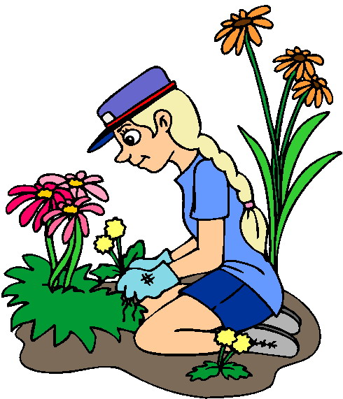 490x571 Gardening Clipart Free Images 3