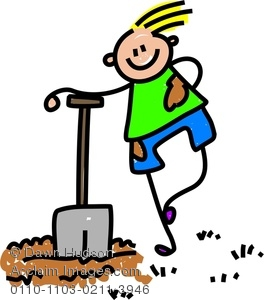 264x300 Boy Gardening Clipart Amp Stock Photography Acclaim Images