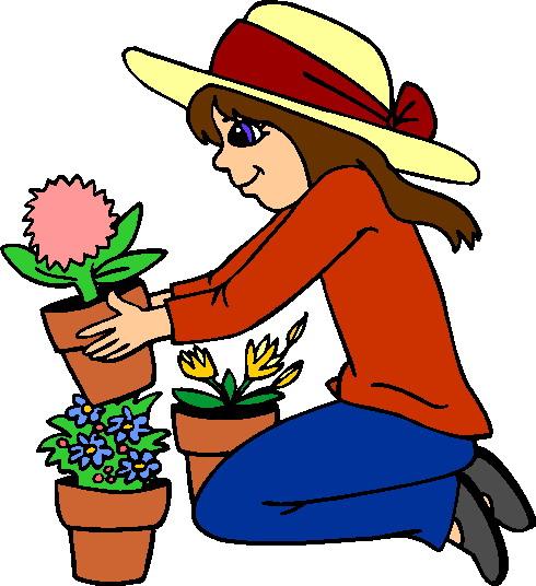 490x536 Clipart Gardening Pictures Clip Art Clip Art Gardening 668861