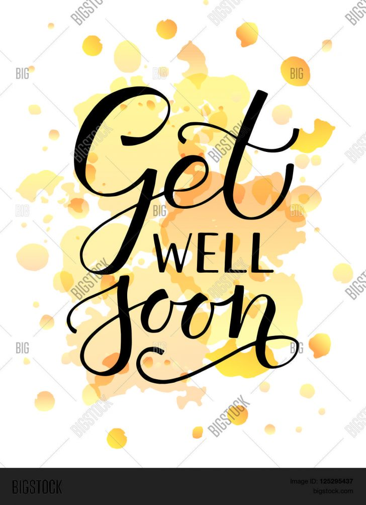 It is a picture of Get Well Soon Printable intended for prayer