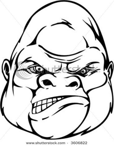 367x470 Nice Ape Clipart Gorilla Clip Art 20 367x470 Clipart Panda Free