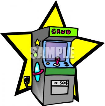 345x350 Arcade Game